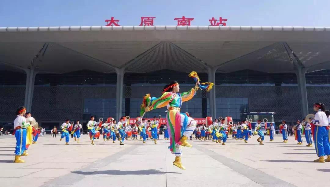 大西高铁一路北上,忻州、原平迈入高铁经济时代
