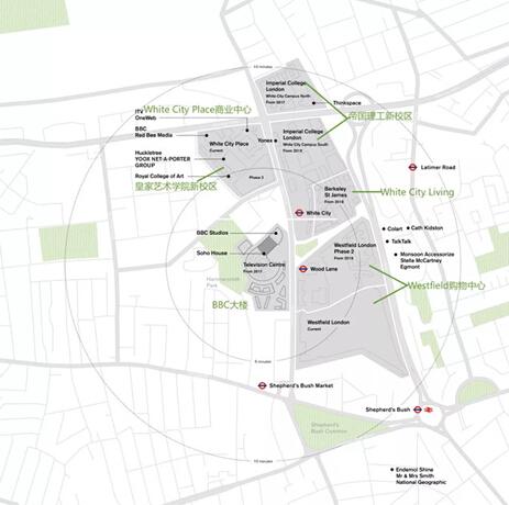 伦敦西区white city living年度超级网红盘来了