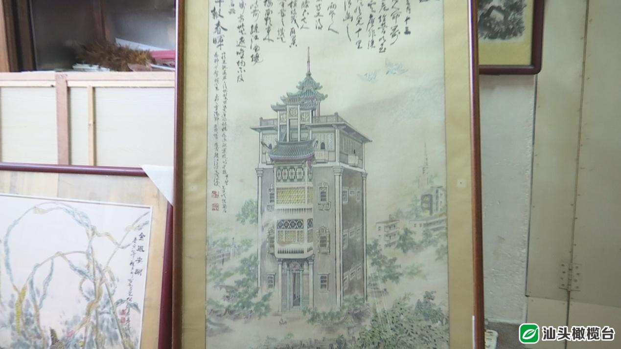 潮阳和平民国时期的第一高楼东观楼,你可知它曾是练江地标
