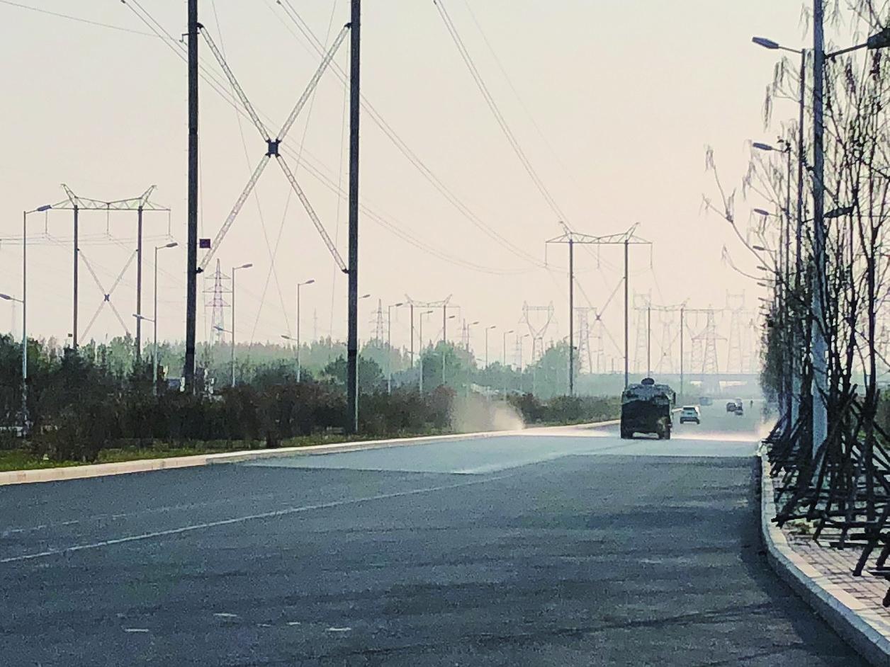昆明大街连接线工程月末前通车 哈市江北又多一条主干道