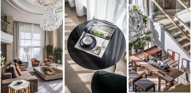 480㎡现代简约豪宅公寓设计 帅气堪比别墅