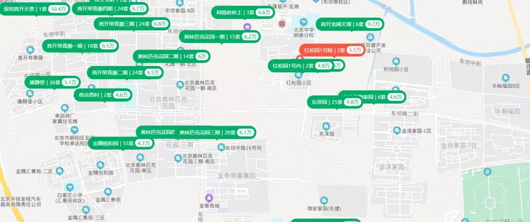 总算来了!五环内唯一,城区,总价326万起血拼北京楼市插图(10)