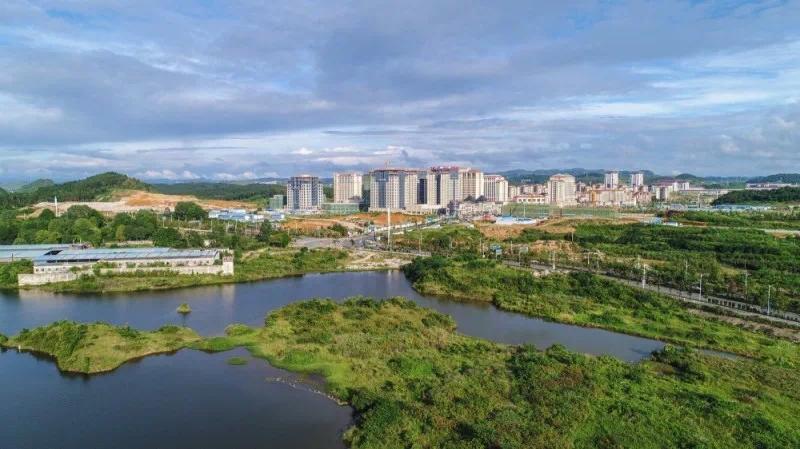 互联网+园区 | 构建智慧城市美好生活形态