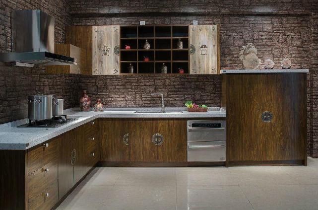 不锈钢橱柜侧面这么用,让您收纳空间倍增