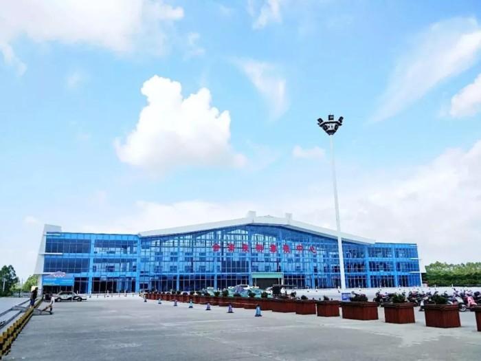 合浦旅游集散中心即将投入使用 助力全域旅游大发展