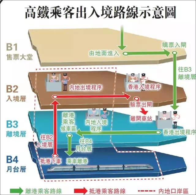 想坐高铁从太原到香港过十一长假?这份攻略请收好!