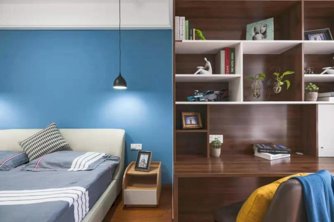 150m²现代混搭:只做专属于你的现代潮流家居生活空间 现代混搭 装修 第6张