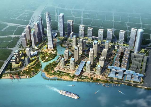 定了!岑村机场要搬,广州第二CBD核心区要发力了!