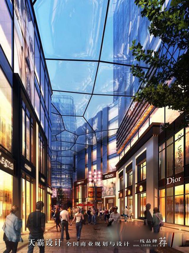 17万方唐蕃文化主题商业街:西宁唐道·640设计欣赏