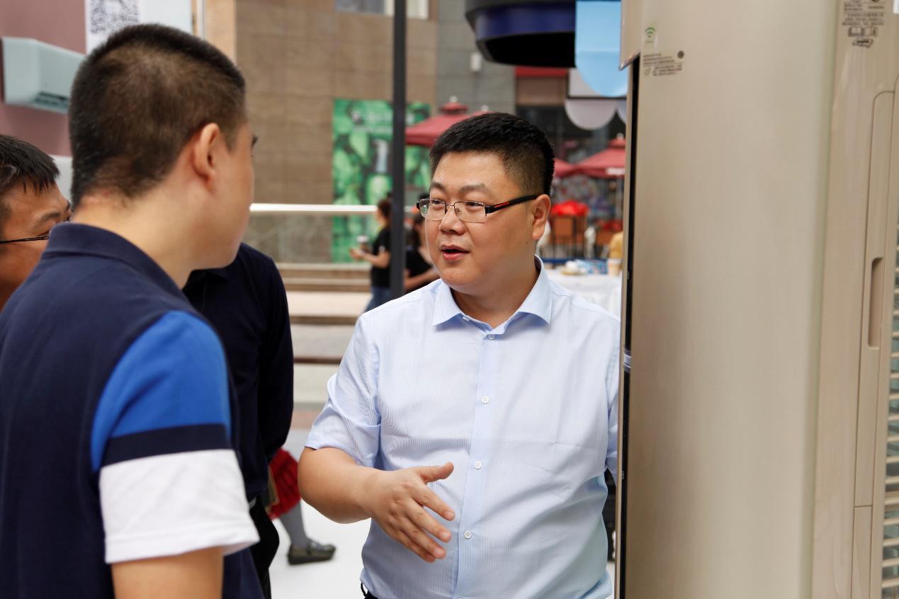 美的空调携手京东开启516超级品牌日嘉年华