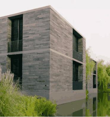 """成都: 城西湿地人居样本, 2800亩湿地公园里的""""乌托邦"""""""