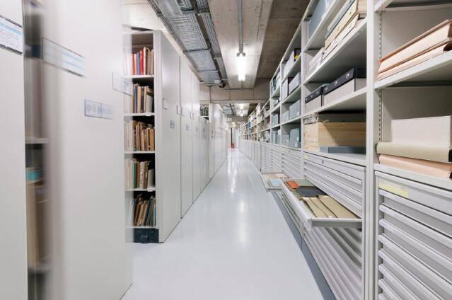 世界图书馆电动密集架巨头Bruynzeel携手奥美进军国内办