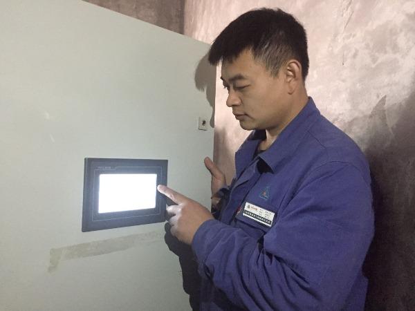 10日室温或达到供暖标准 济宁东郊热电公司热调试