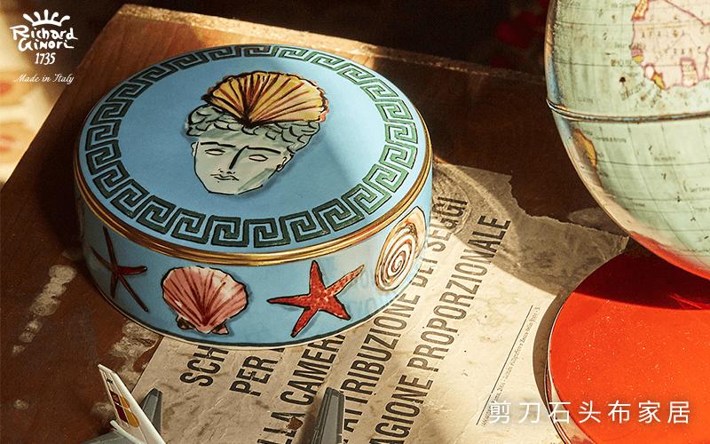 《【摩登3代理平台】以品质享誉整个欧洲 Richard Ginori进口陶瓷制品》