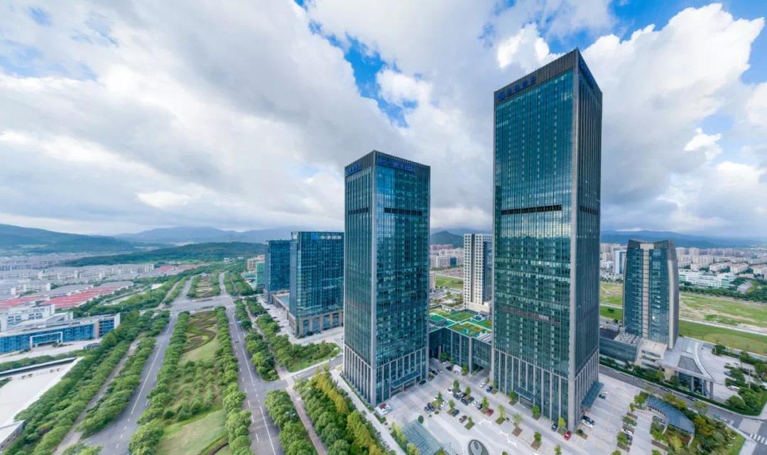 舟山港航国际大厦,定义舟山商务新高度