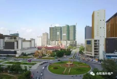 柬埔寨金边为何是投资置业首选