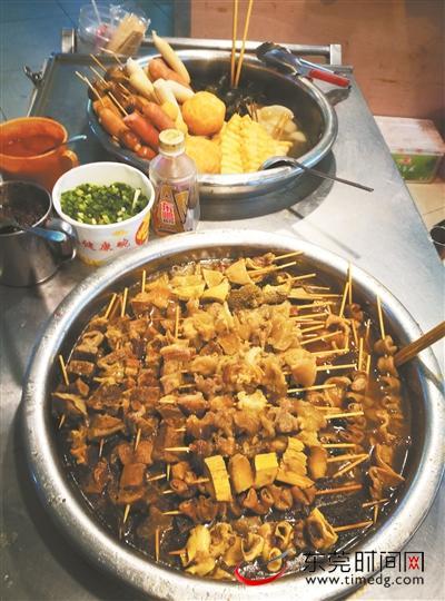 东莞宵夜首选打卡圣地:新光明夜市开业 超多美食等着你