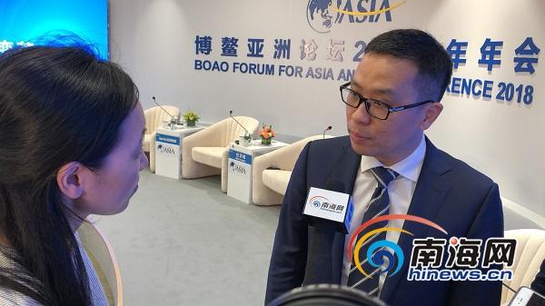 京东物流CEO王振辉:将有更多计划落地海南