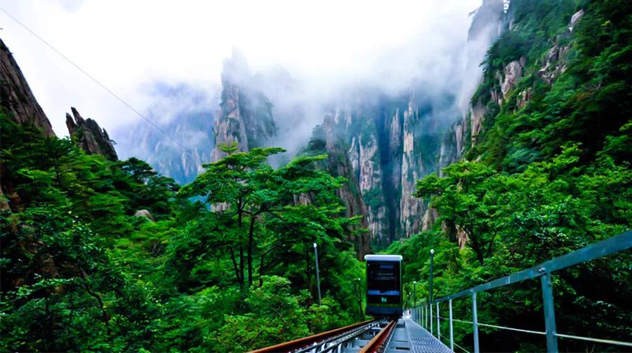 2019中國最具特色旅游城市榜單揭曉!黃山位列第四