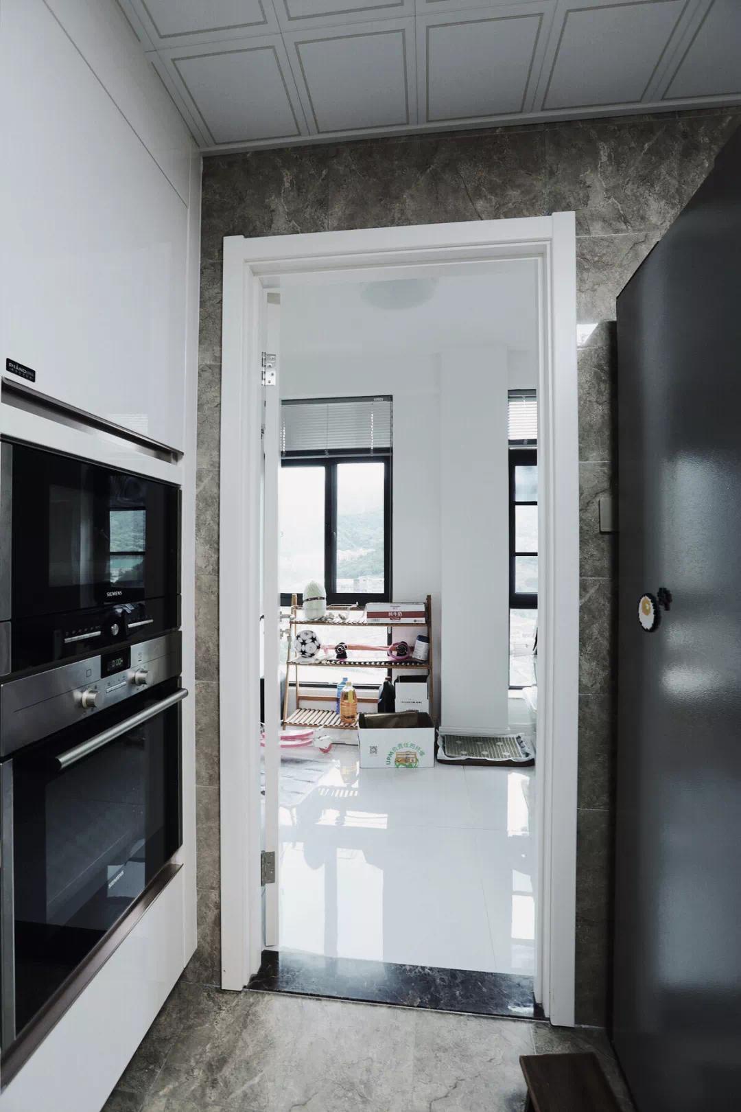 190平大空间户型重改,打造低调完美的舒适生活 装修 第9张