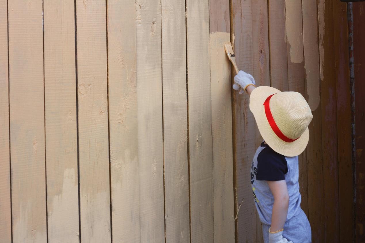 儿童房装修要用儿童漆,德国进口环保漆守护阳光童年