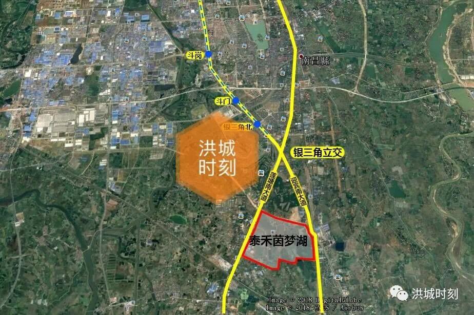 泰禾再次以10.32亿元收购茵梦湖近千亩土地!