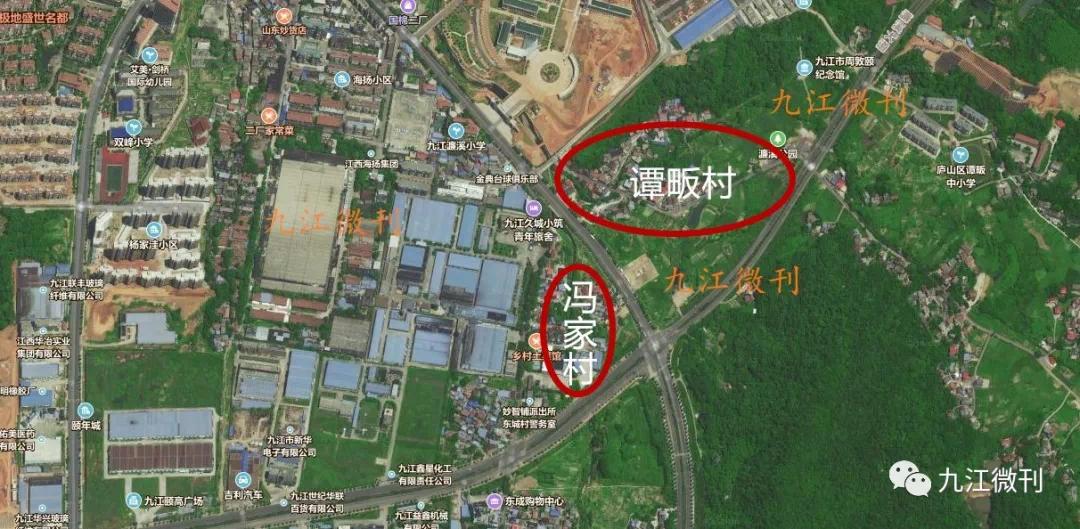 九江再拆4万平方城中村,货币补偿与产权调换两种方式 !未来,