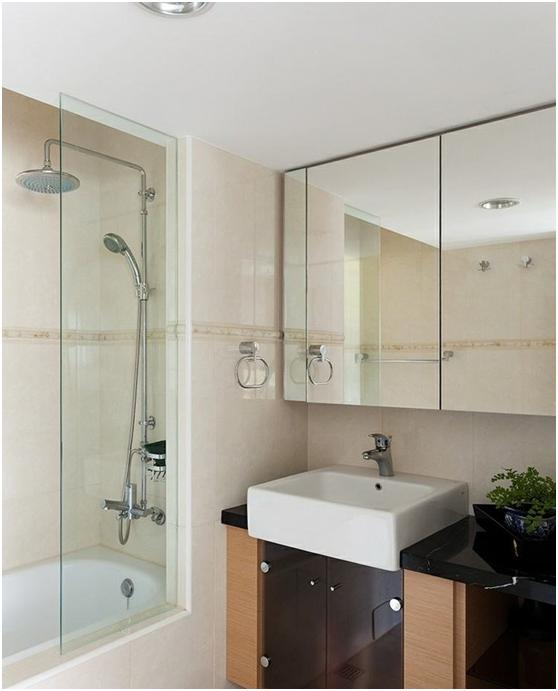匠工焕新家装:卫生间淋浴区这样设计都说好,谁用谁知道