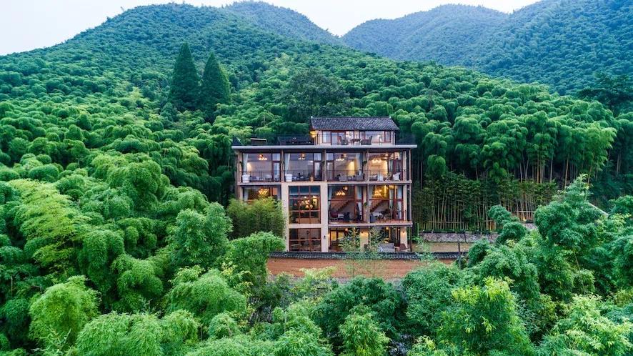 中国100家最美的民宿院子(前20名) 民宿 院子 第12张
