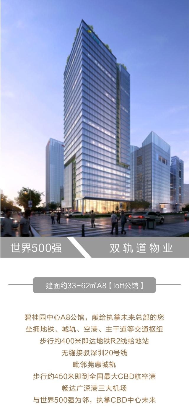 【碧桂园中心】满足你对建筑的渴望!