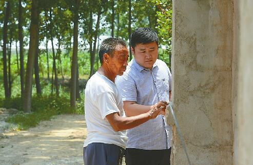 """商河县在济率先试点规范宅基地使用""""一户一宅""""试验"""