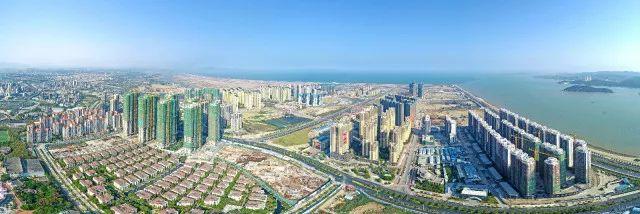 东部大发展!科学规划从容建设东海岸新城,汇聚高端产业企业总部
