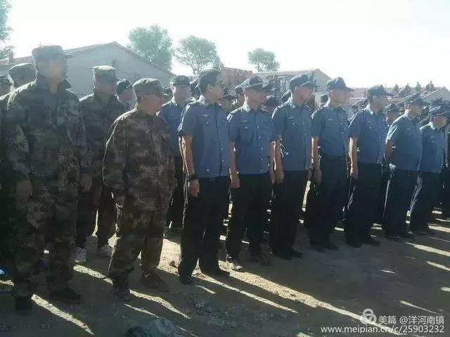 宣化区多部门联合执法 依法强制拆除新增违建