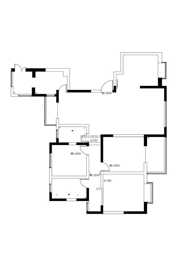 180平现代新美式四室两厅,轻装修,重装饰,这样的家谁不喜欢