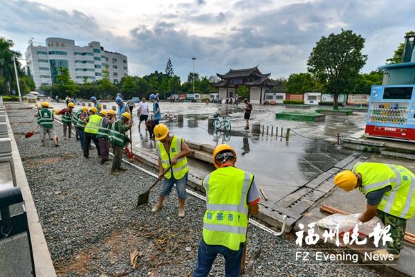 """西湖左海环境修复及提升工程启动 打造""""大西湖"""""""