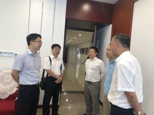 奥帅总经理受邀参加中国国际贸易促进委员会会议