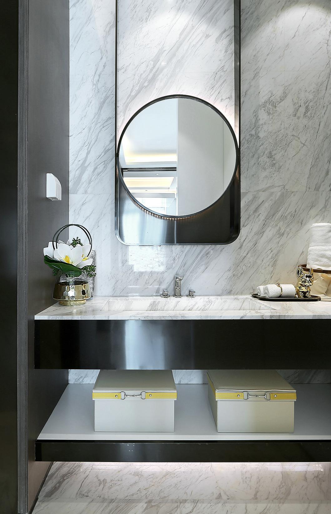 小空间也能创造大幸福适合三口之家的设计——江凡空间设计