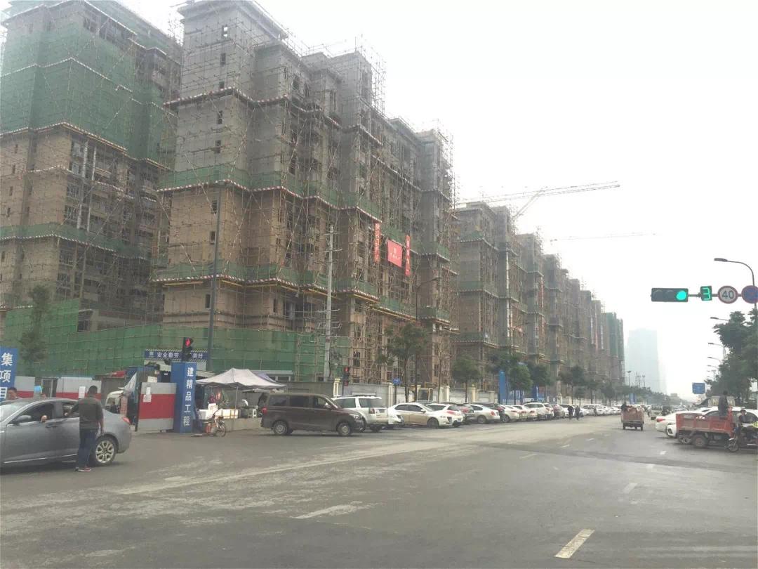 """加量不加价,中海锦江城1023套""""洋房""""14500开卖"""