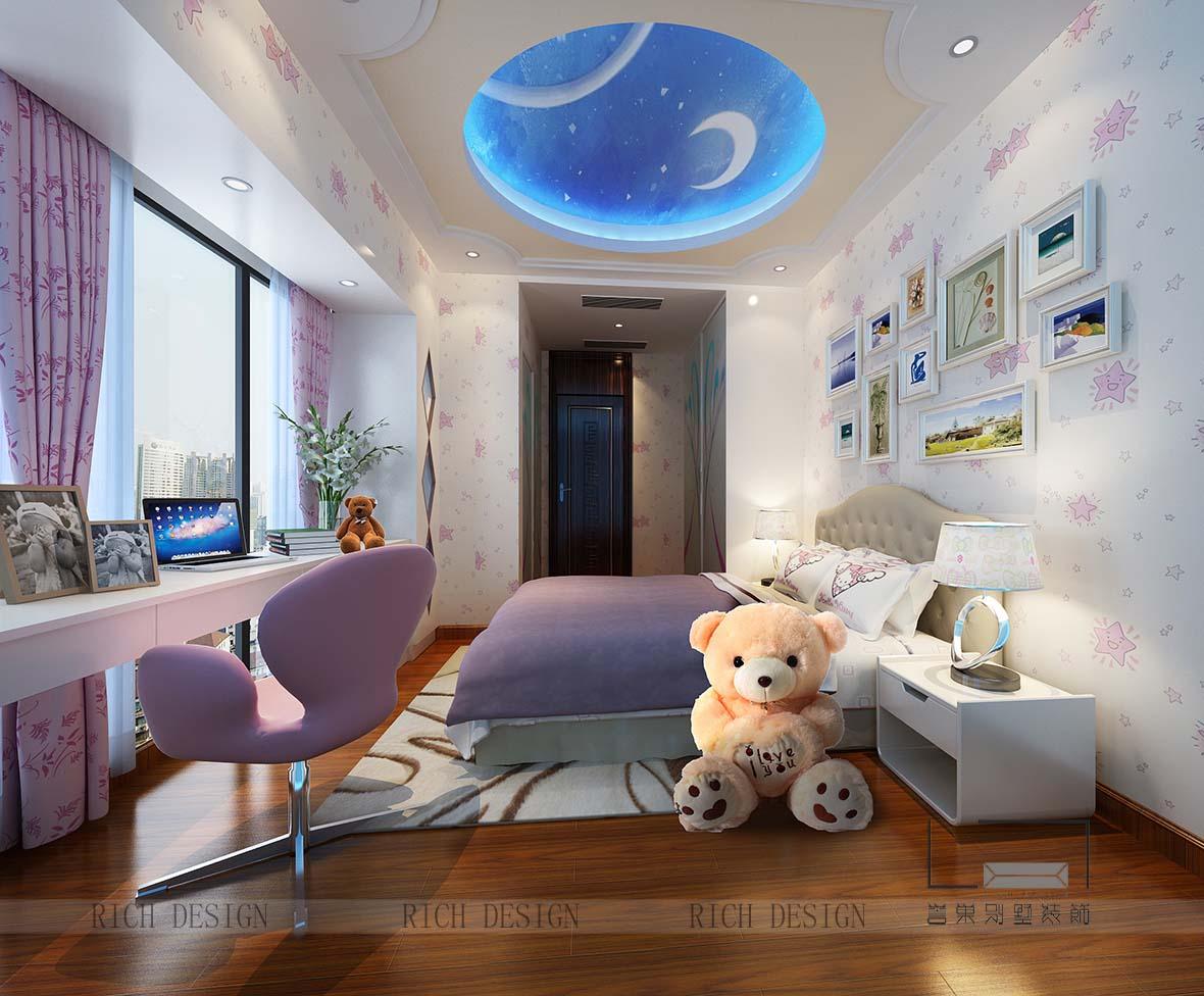 兒童房窗簾如何選擇?需注意什么?