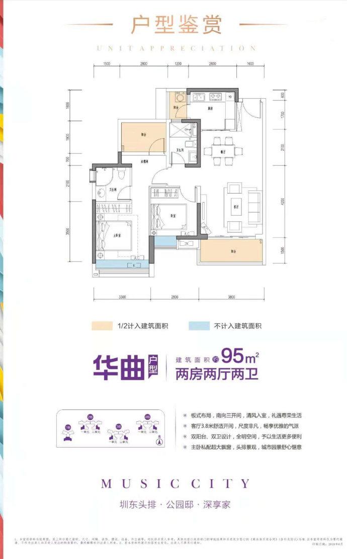 奥园华府:深圳东进头站,公园里府邸,深享家