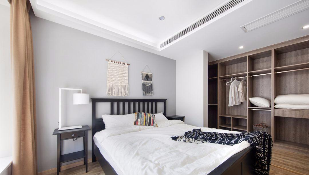 《【摩登3品牌】122㎡舒适北欧3室2厅,邂逅温暖惬意的理想家》