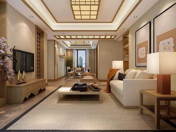 芜湖装修公司的客厅装修小