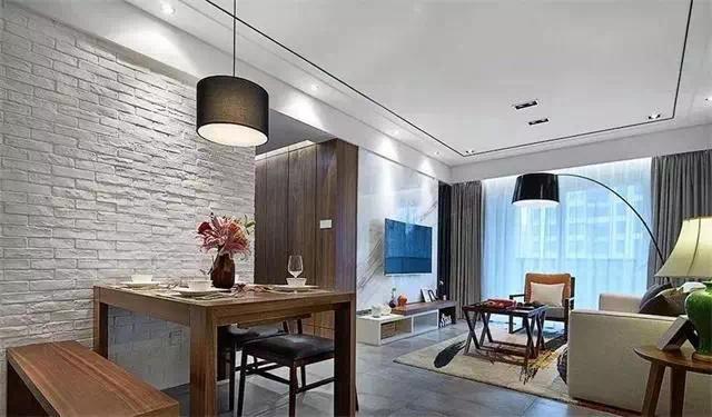 《【摩登3注册平台】家里打算装修的,都来看看这些餐厅设计,每一款都好美》