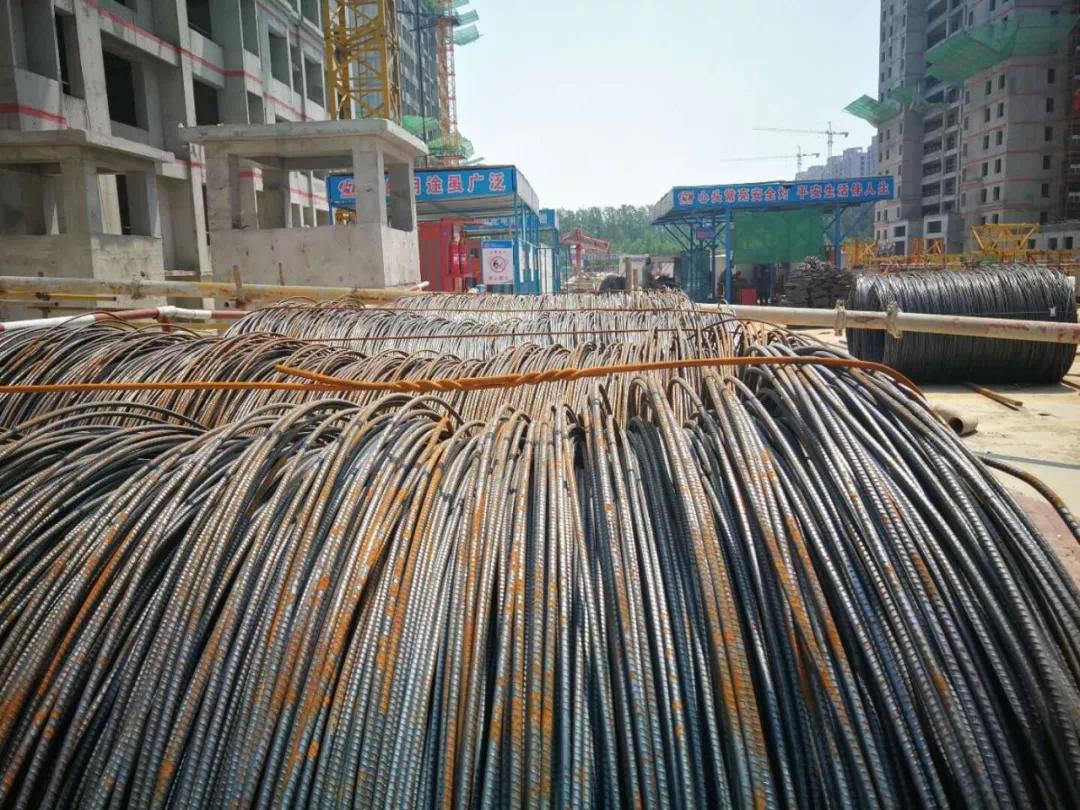 """大业・锦绣阳光城工程播报丨夏意正浓,新家""""素颜照""""抢先看"""