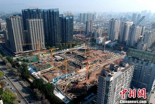 二线城市拉动 中国主要城市土地市场回暖