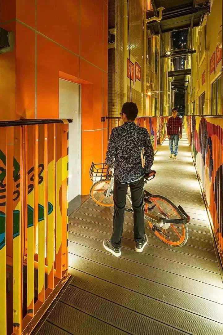 深圳首个城中村人才公寓半价对外配租啦!智能管理、空中连廊……