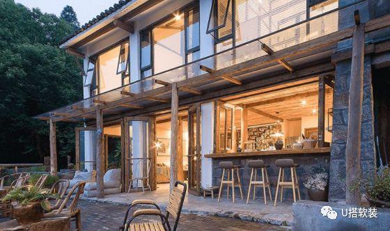 中国100家最美的民宿院子(61-80) 民宿 院子 第11张