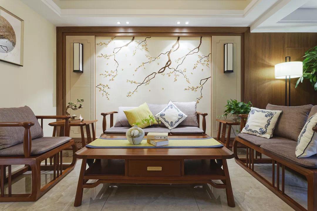新中式家装:享受传统文化和舒适带来的美好体验 新中式 家装 第4张