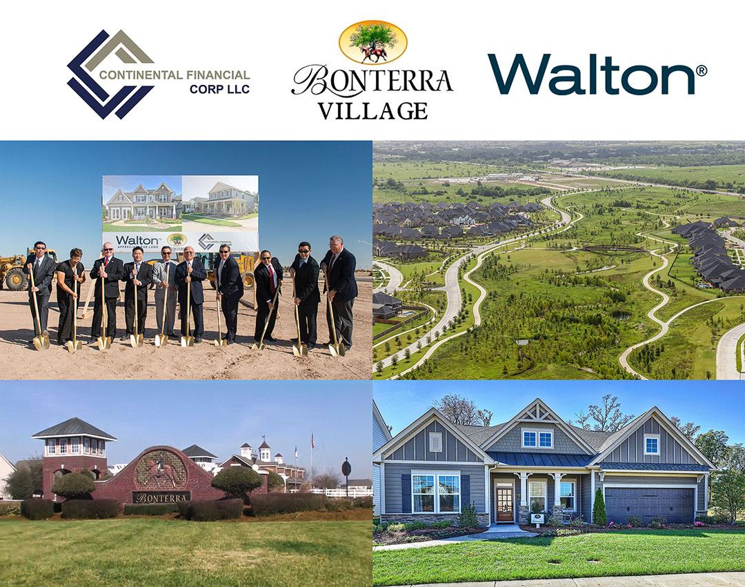 美国房地产巨头和顿与CFC集团共同开发骏雅山庄