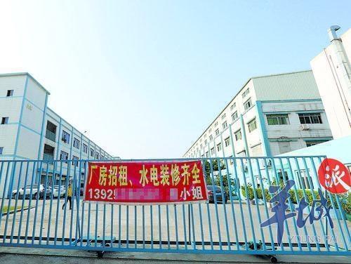"""工业地产成为""""香饽饽""""!地产商及中介进军东莞当起二房东"""